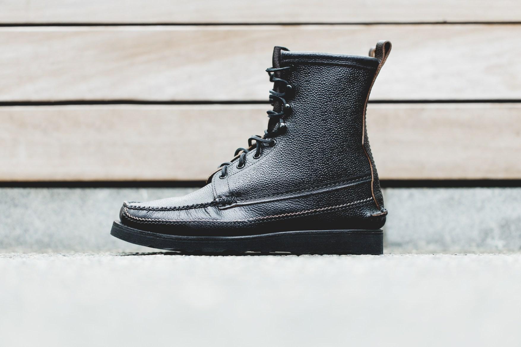 Yuketen 2014 Fall/Winter Maine Guide Boots | HYPEBEAST