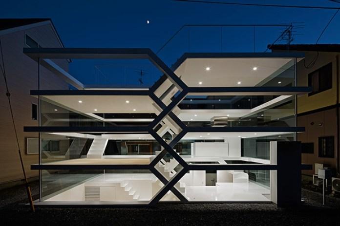 "Yuusuke Karasawa Architects Presents the Layered ""S House"""