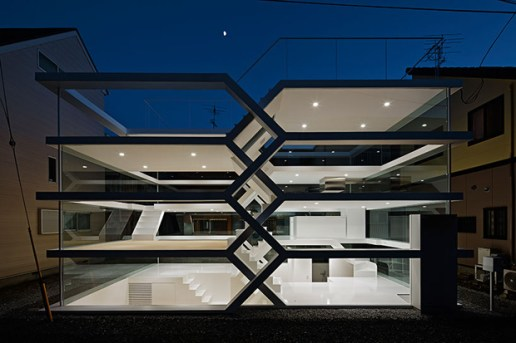 "Yuusuke Karasawa Architects Presents the Layered ""S House"""