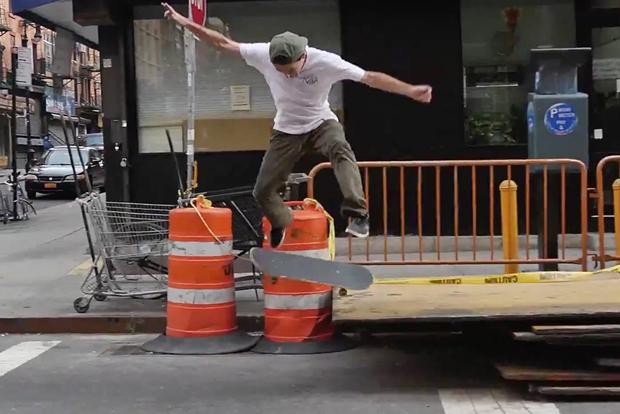Zoo York Welcomes Gavin Nolan to its Skate Team