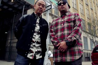1-2-1 w/ jeffstaple featuring Naturel