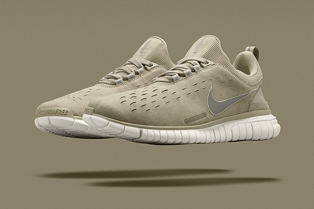 A Closer Look at the A.P.C. x Nike Free OG 2014