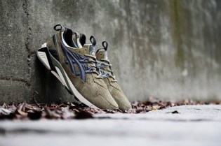 A Closer Look at the Footpatrol x ASICS 2014 Fall/Winter Gel Kayano
