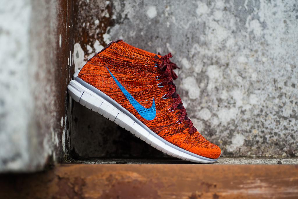 "A Closer Look at the Nike Free Flyknit Chukka ""Cinnamon"""