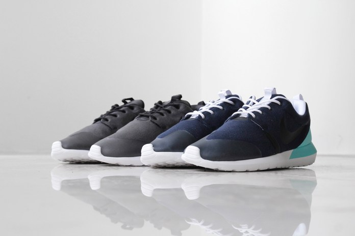 "A Closer Look at the Nike Roshe Run NM SP ""Fleece"" Pack"