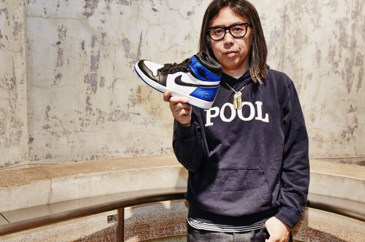 A Conversation with Hiroshi Fujiwara About His Upcoming Collaborations with Nike & Jordan Brand