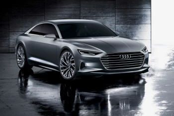 A First Look at the Audi Prologue Concept