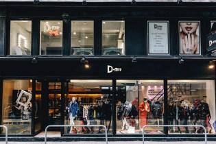 A Closer Look Inside the D-mop Concept Store on On Lan Street Hong Kong