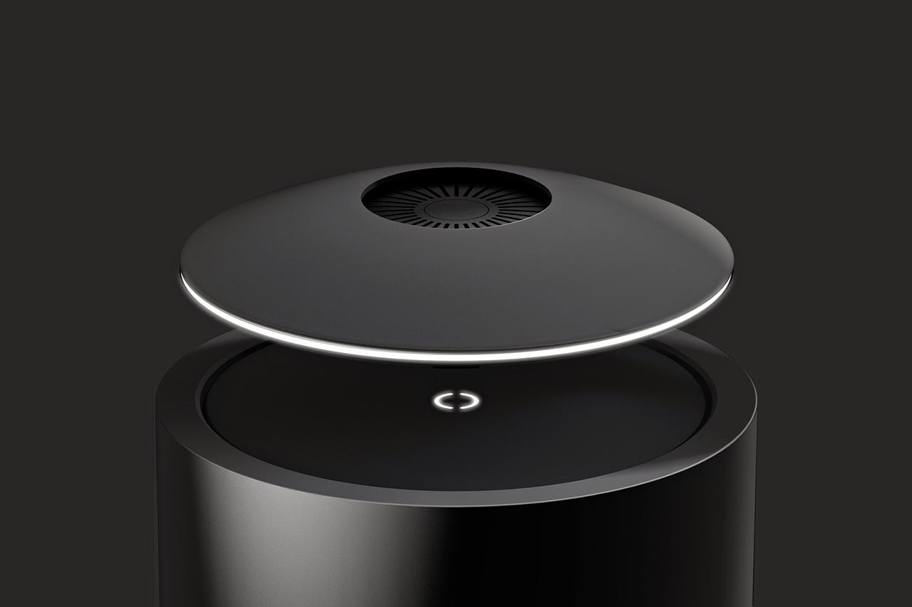om one levitating speaker instructions