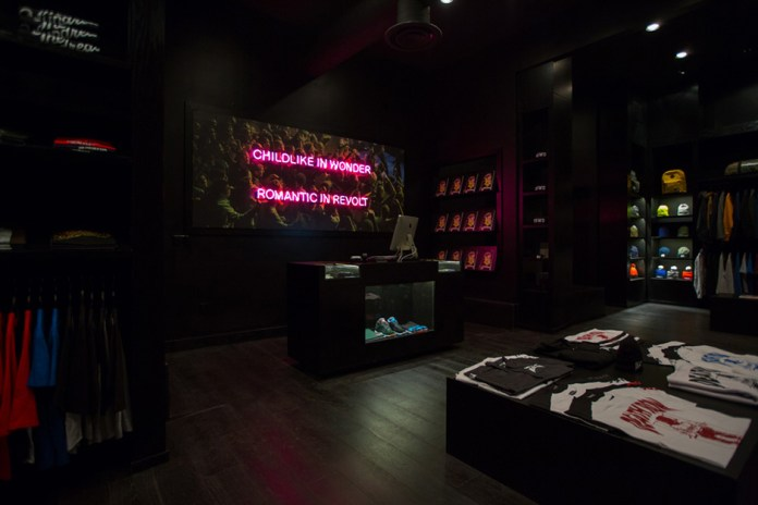 A Look at The Hundreds' New Flagship Store