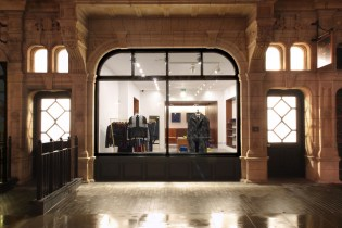 A Look Inside the E. Tautz Flagship Store in London