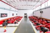 A Look Inside Ferrari's Factory in Maranello, Italy