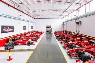A Look Inside Ferrari's Factory in Maranello, Italy