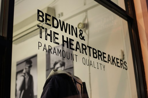 A Look Inside the BEDWIN & THE HEARTBREAKERS London Pop-Up Store