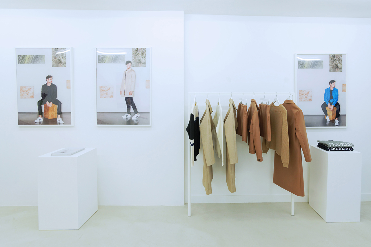 A Look inside the Harmony Store in Paris