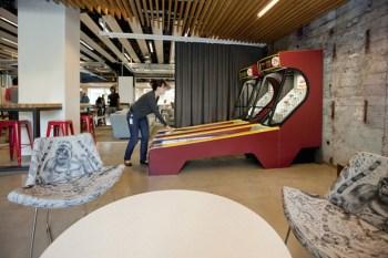 A Look Inside the Microsoft Office in Washington