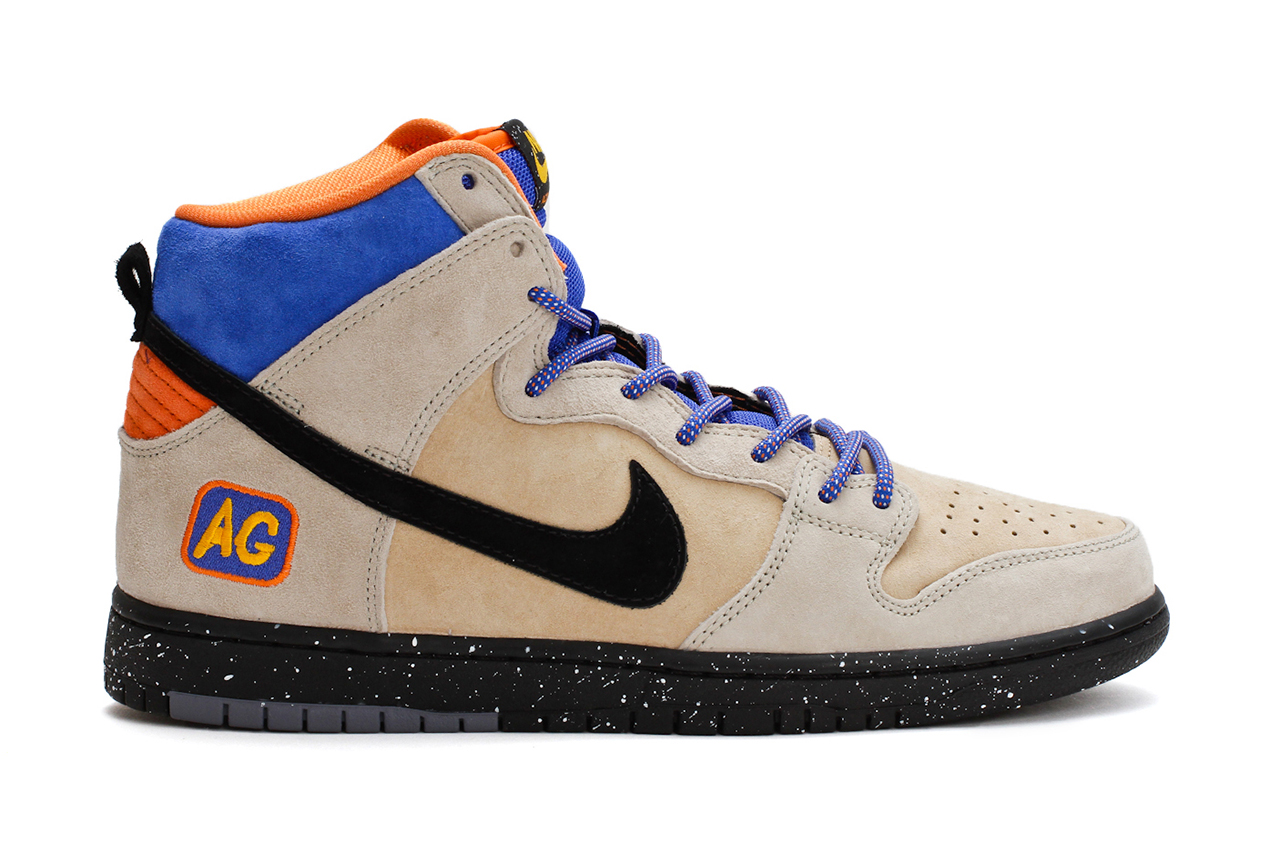 "Acapulco Gold's Geoff Heath Teams Up with Nike SB for the Dunk High SB ""MOWABB"""