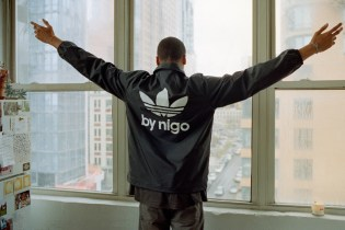 adidas Originals by NIGO 2014 Fall/Winter Lookbook featuring Ratking