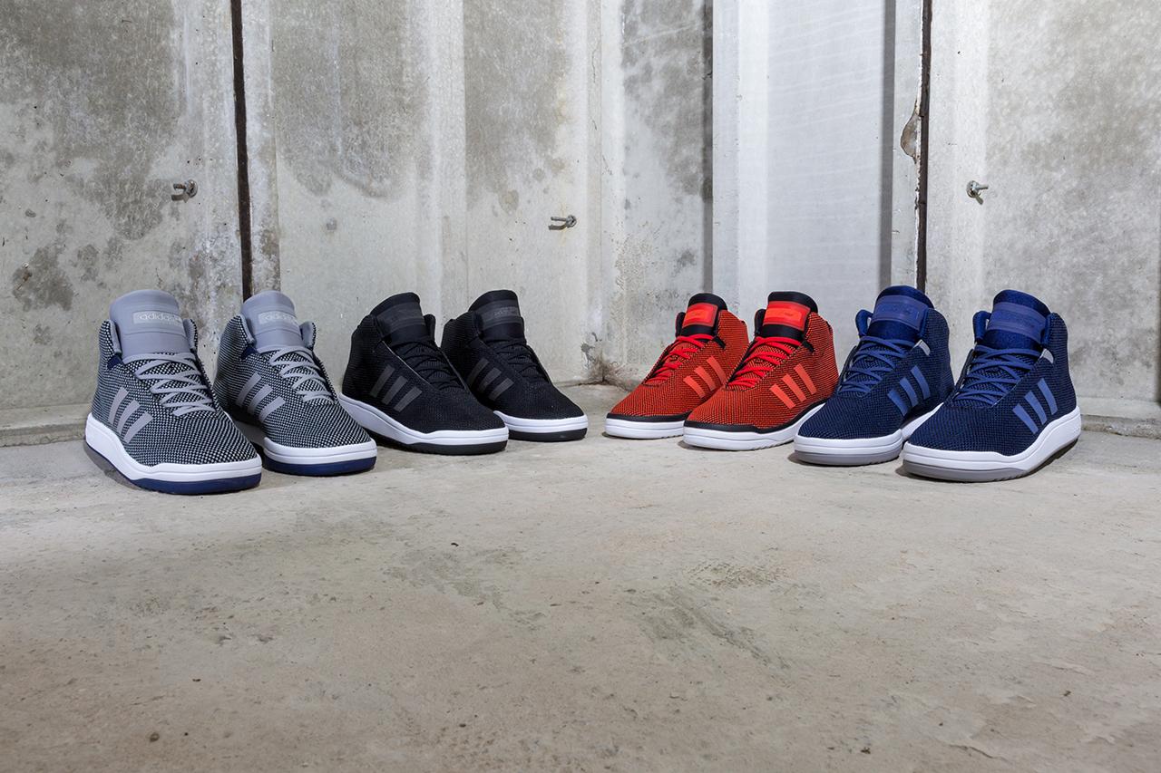 adidas Originals Veritas Mid Two-Tone Woven Mesh Pack
