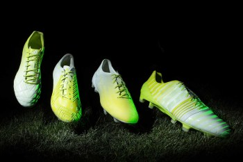 "adidas Unveils its Glow-in-the-Dark ""Hunt"" Football Boots"