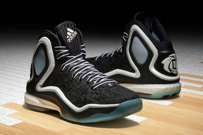 """adidas Unveils the """"Chicago Ice"""" & """"Woven Blues"""" Editions of the D Rose 5 Boost"""
