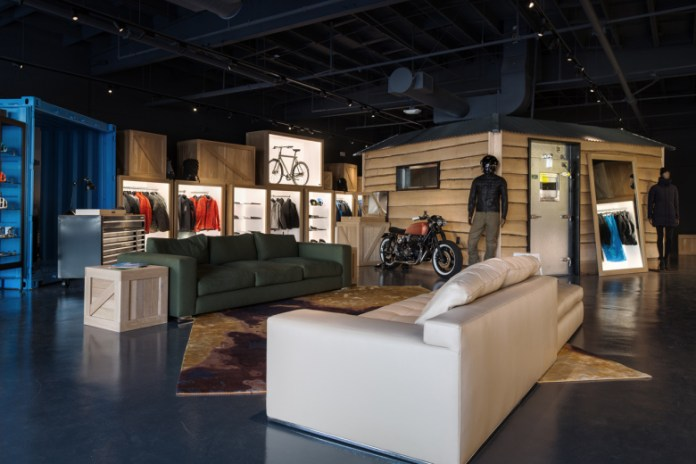 AETHER Los Angeles Flagship Store