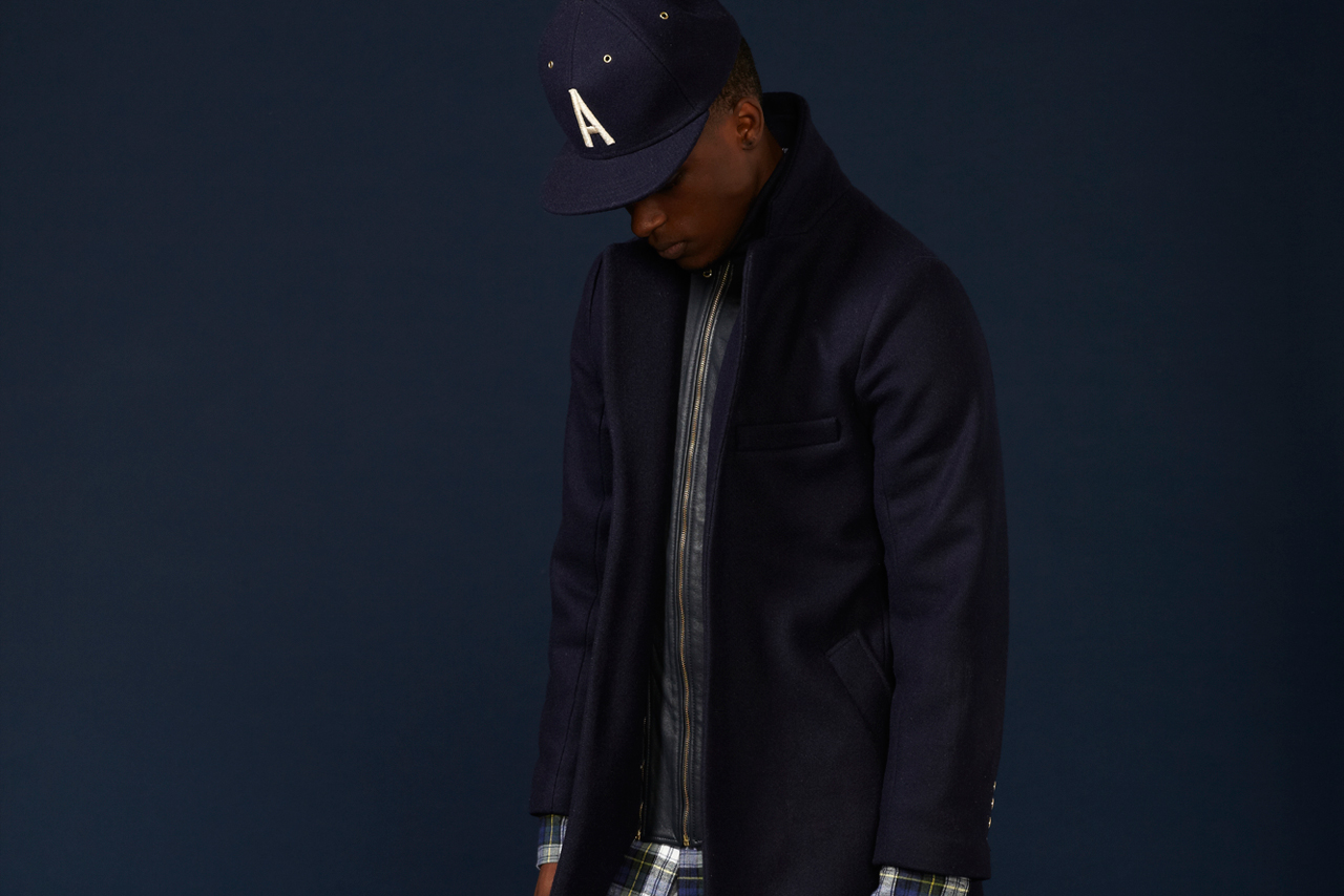 "Aimé Leon Dore 2014 Winter ""0214"" Collection"