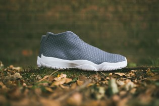 "Air Jordan Future ""Cool Grey"""