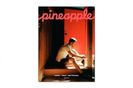 "Airbnb Unveils ""Pineapple"" Magazine"