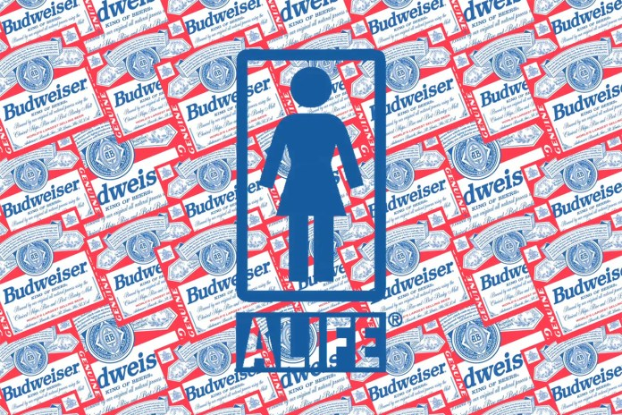 ALIFE x Budweiser Teaser by Girl featuring Tony Ferguson