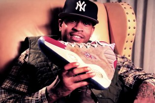 Allen Iverson Talks Philly & His Collaboration with VILLA