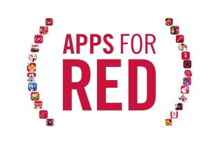 Apple Launches Massive Project RED Fundraiser with Biggest App Developers