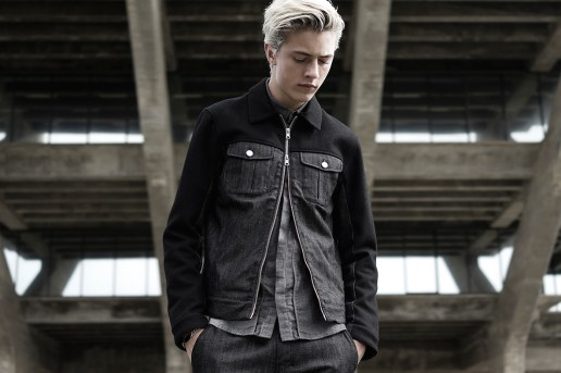 Armani Exchange Winter 2014 Capsule Collection