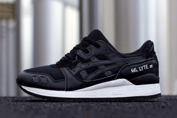 "ASICS 2014 Fall/Winter ""Black"" Pack"