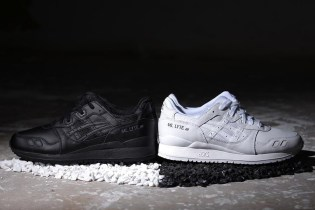 "ASICS Gel Lyte III ""Pure"" Pack"