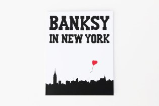 """Banksy in New York"" Book Release"