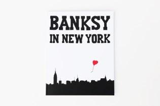 """Banksy in New York"" Book Release"
