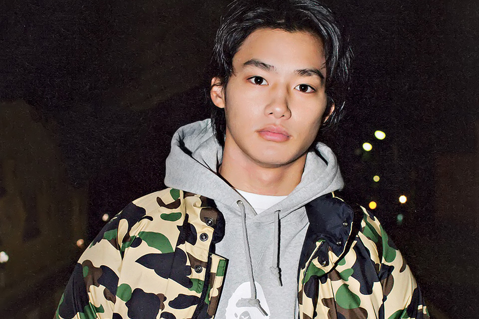 BAPE 2014 Fall/Winter Editorial by WARP Magazine