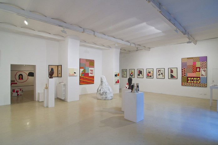 Barry McGee and Clare Rojas Exhibition @ Alessandra Bonomo Gallery in Rome