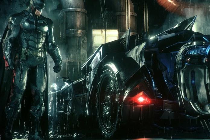 "Batman: Arkham Knight ""Ace Chemicals Infiltration"" Trailer"