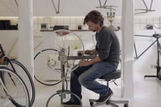 Bespoke Handcrafted Bicycles from Denmark's Cykelmageren