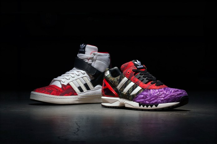 Black Scale x adidas Consortium 2014 Winter Collection