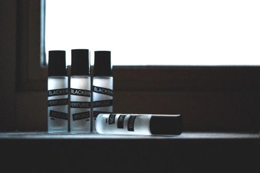 BLACKBIRD 2014 Fall/Winter Incense and Perfumes