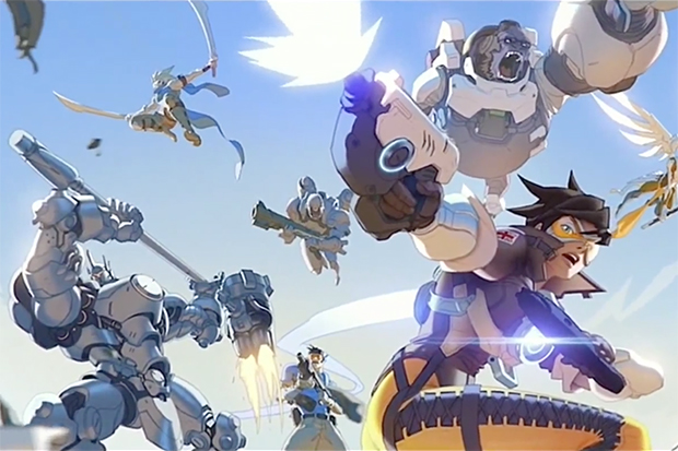 Blizzard Previews Overwatch at BlizzCon 2014