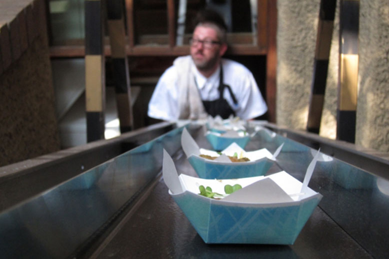 Secret Restaurant Encourages People to Eat, Not Take Photos