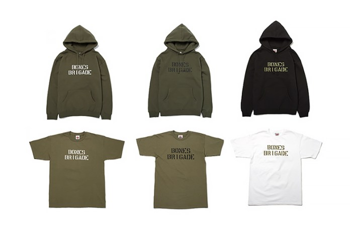 """the POOL aoyama x Powell-Peralta 2014 Fall/Winter """"BONES BRIGADE"""" Collection"""