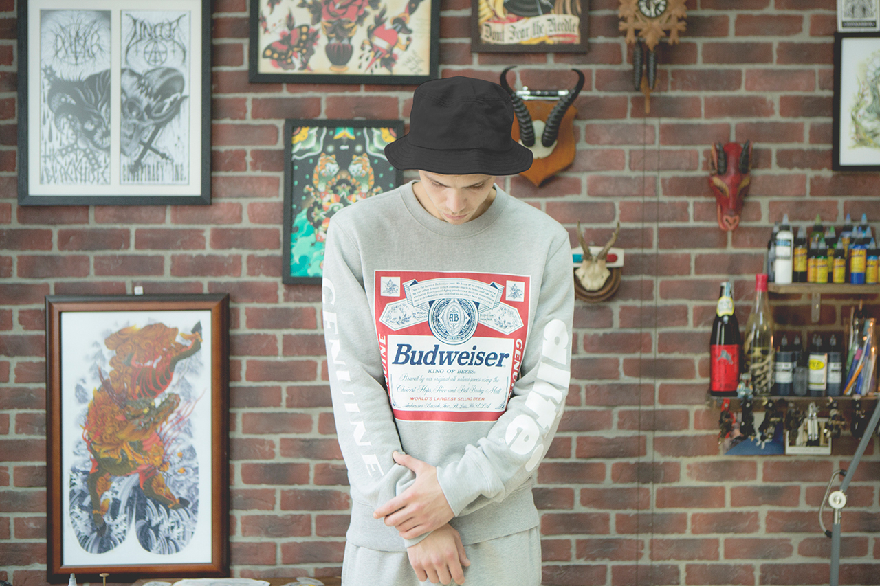 Budweiser x ALIFE 2014 Fall/Winter Collection
