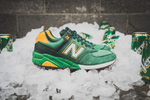 Burn Rubber x New Balance 2014 Fall/Winter 572