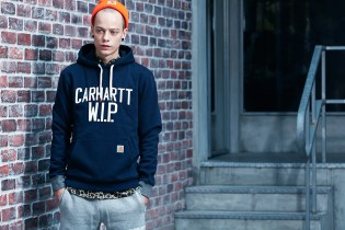 Carhartt WIP 2014 Fall/Winter Editorial by INVINCIBLE