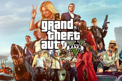 Rockstar Reveals the Tracklist for the PlayStation 4 & Xbox One Versions of Grand Theft Auto V